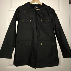 BDG Urban Outfitters Raincoat Rain Jacket